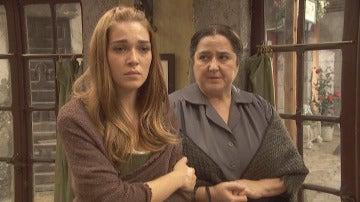 Julieta, a un paso de poner en riesgo su vida y la de Consuelo