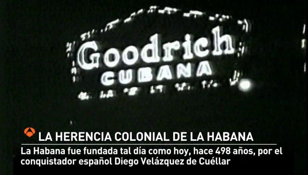 La herencia colonial de La Habana