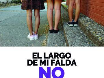 Cartel Campaña Ayuntamiento de Sevilla 25N
