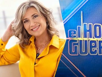 La periodista Julia Otero se divertirá con Pablo Motos en 'El Hormiguero 3.0'