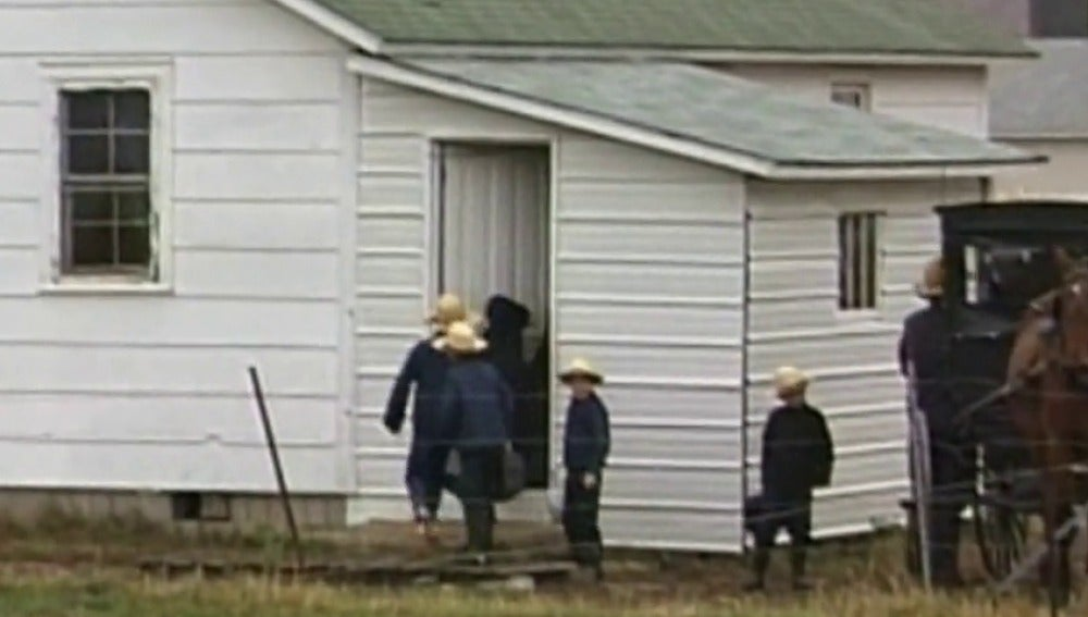 Los Amish son más longevos porque tienen una mutación genética