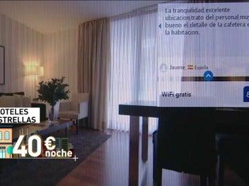Baja hasta un 40% el precio de las habitaciones en algunos hoteles de Barcelona
