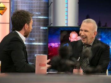 """Jean Paul Gaultier: """"Pedí matrimonio tres veces a Madonna, y las tres me dijo que no"""""""