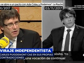 EP giro independentista