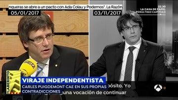 EP giro independentista