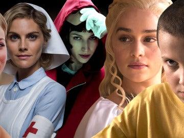 Series que fortalecen el papel de la mujer