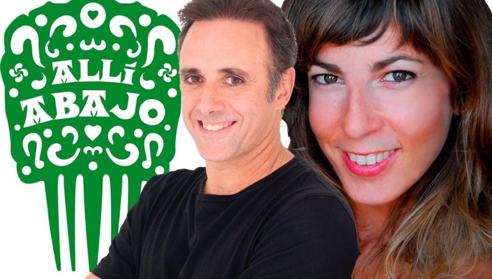 Elisa Lledó y Asier Homaza se incorporan al reparto de la cuarta temporada de 'Allí Abajo'