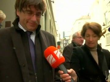 Puigdemont comparece este viernes ante el tribunal belga que debe decidir sobre su extradición