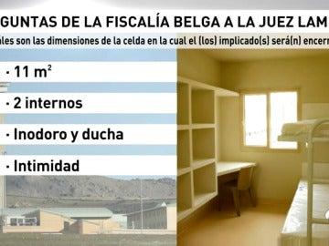 Bruselas pide a Carmen Lamela información sobre el estado de las cárceles españolas