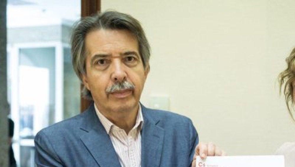 Xavier Pericay, portavoz Ciudadanos en Baleares