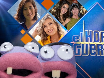 Garbiñe Muguruza, Julia Otero, Geraldine y Oona Chaplin visitarán la próxima semana 'El Hormiguero 3.0'