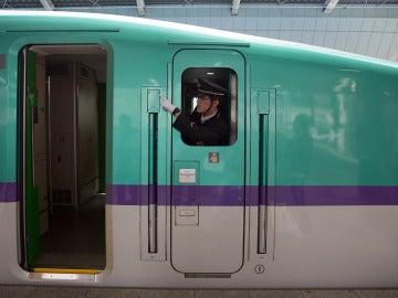 Un tren de Tokio