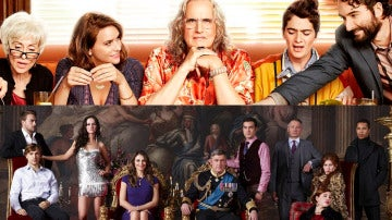 'The Royals'  y 'Transparent'