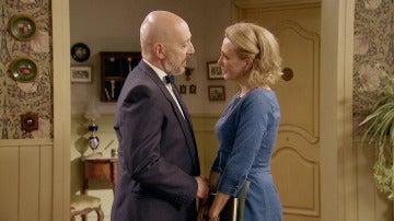 Matilde y Julian, el acercamiento de un amor imposible