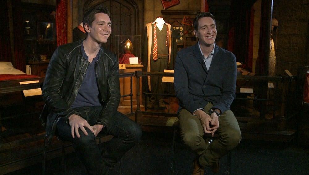 Entrevistamos a los hermanos Phelps