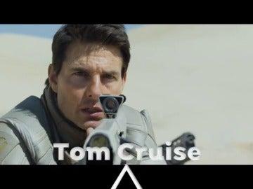 Tom Cruise protagoniza 'Oblivion' en El Peliculón