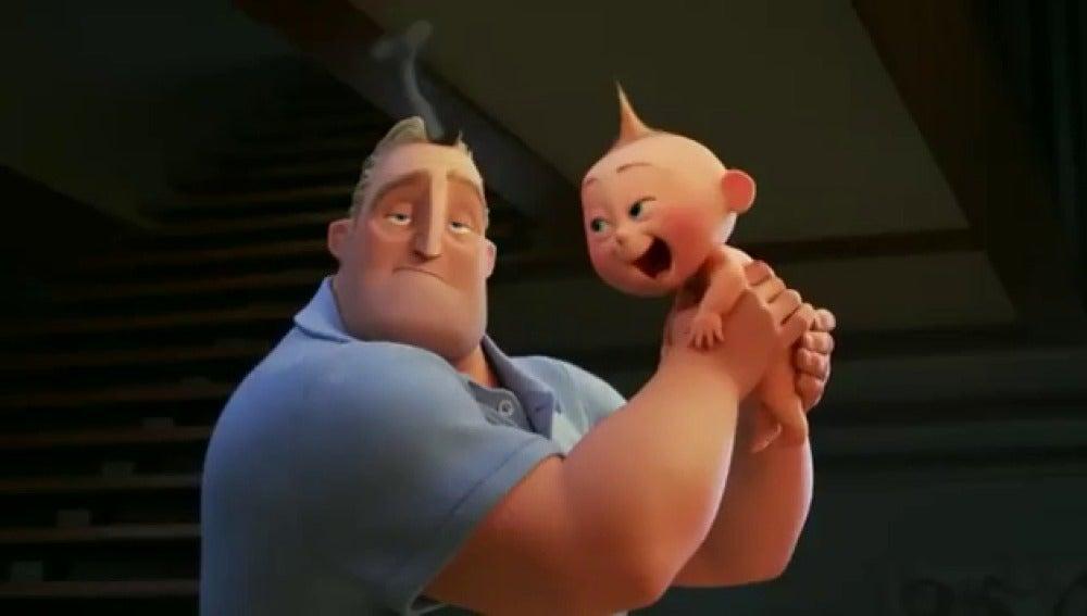 Primer 'teaser tráiler' de 'Los Increíbles 2' con un adorable Jack-Jack como protagonista