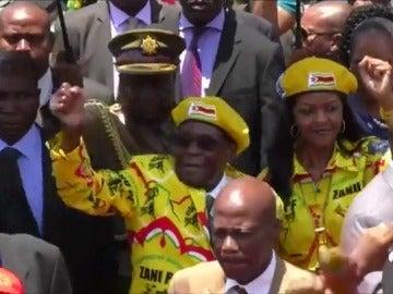 Histórica manifestación en Zimbabue para pedir la dimisión del presidente Mugabe