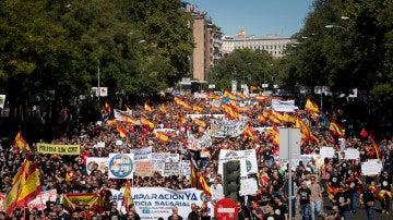 Miles de policías y guardias civiles convocados para pedir igualdad salarial