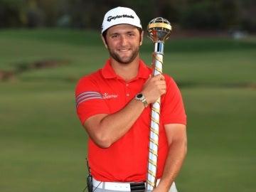 Jon Rahm, campeón en Dubai