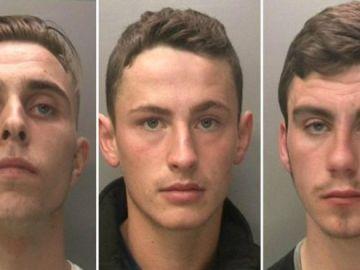 Secuestradores de Reino Unido