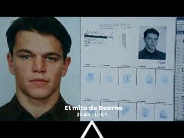 Matt Damon protagoniza 'El mito de Bourne'