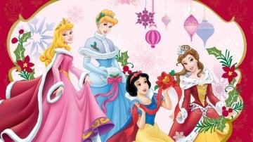 Princesas Disney navideñas