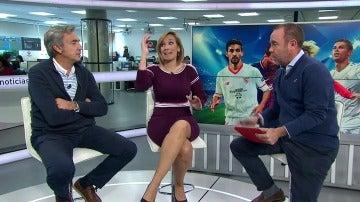 """Tertulia de Antena 3 Deportes: """"Se aproxima un verano movidito para el Real Madrid"""""""