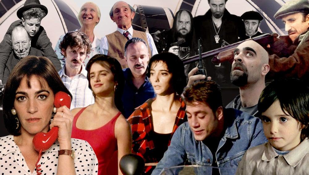 Películas del cine español