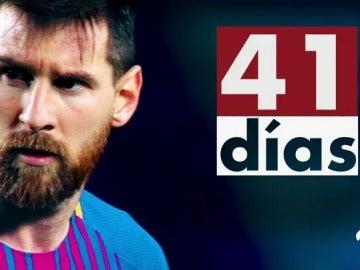 La renovación de Leo Messi, pendiente del 'procés': quiere jugar Liga y Champions