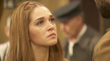 """Julieta a Saúl: """"Si tienes algo que decirme, este es el momento"""""""