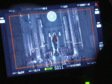 El privilegio de finalizar la serie en la Basílica de Santa Mª del Mar