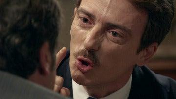 """Durán: """"Me quieres seguir manipulando pero no te creo una palabra"""""""