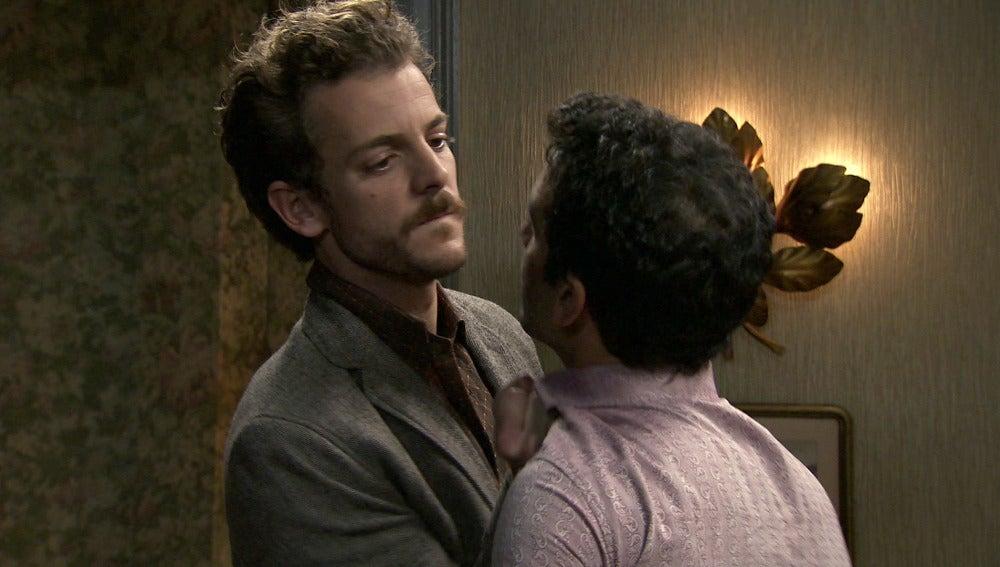 """Javier amenaza a Ignacio: """"No te vuelvas a acercar a Susana"""""""