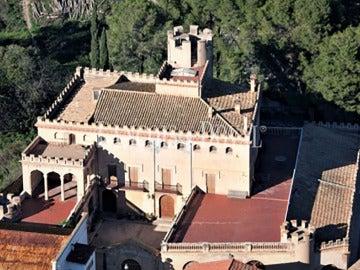 El castillo de Llorecç del Penedès