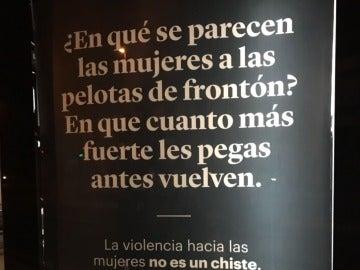 Campaña contra la violencia de género de Zamora