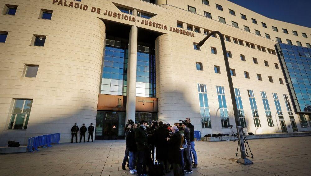 El Palacio de Justicia de Navarra
