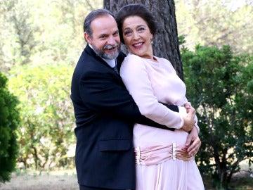 Las bodas fallidas entre Francisca y Raimundo que jamás llegaron a unirles para siempre