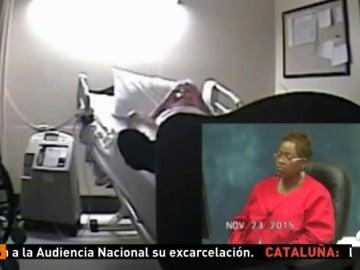 Una cámara oculta graba a unas enfermeras riéndose de un hombre agonizando en el hospital