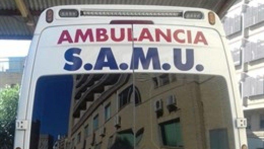 Ambulancia del S.A.M.U