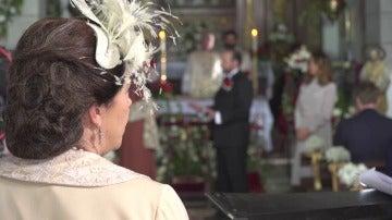 Nos colamos tras las cámaras para ser testigos del enlace entre Francisca y Raimundo