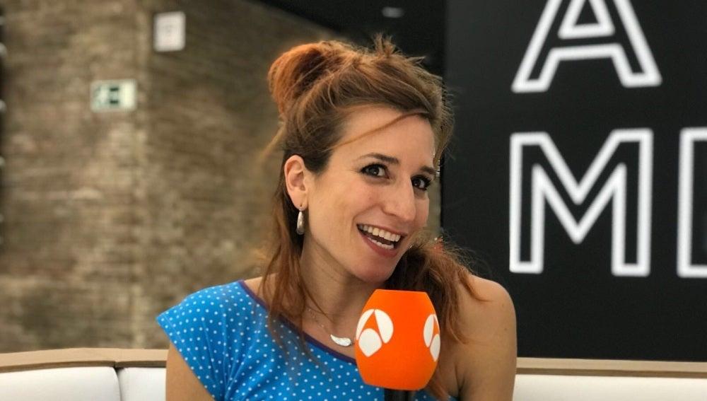 """El """"problema"""" de Marta Tomasa y María Bouzas para grabar secuencias juntas"""