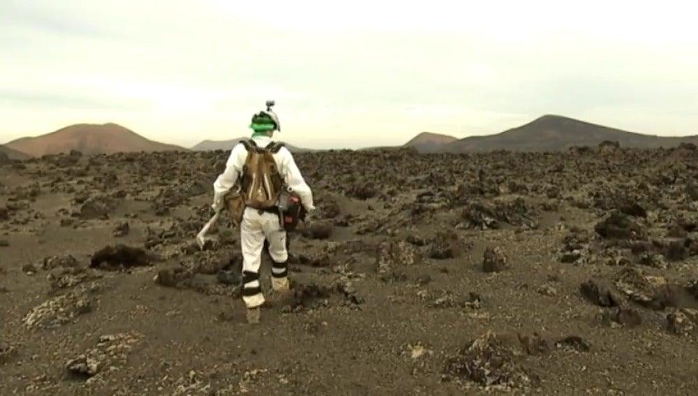 La Agencia Espacial Europea valora ensayar en Lanzarote cómo sería un viaje de año y medio a Marte