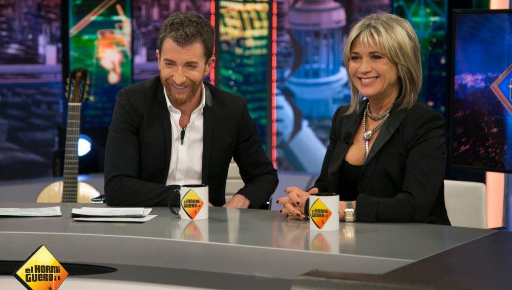 Julia Otero y Pablo Motos destapan las mentiras que circulan por la Red
