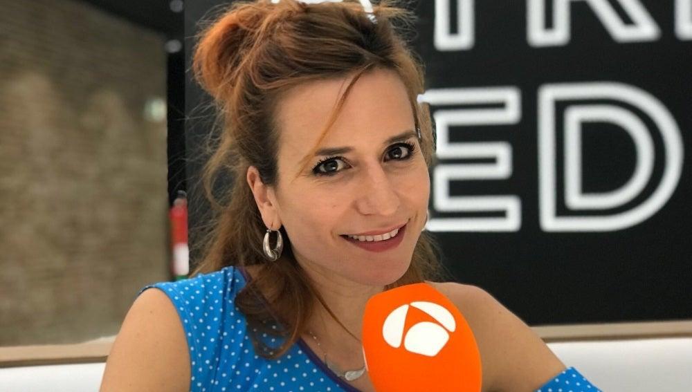 Marta Tomasa recuerda su primer día de rodaje en Puente Viejo