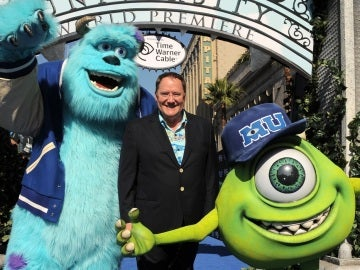 John Lasseter, fundador de Pixar