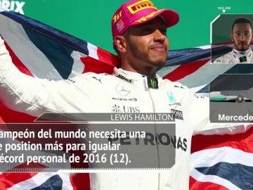 Las estadísticas del GP de Abu Dabi 2017 de Fórmula 1 en Yas Marina