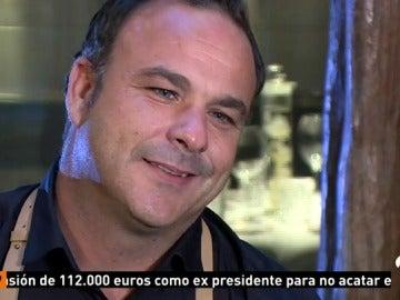 """Ángel León, tras la tercera estrella Michelin de Aponiente: """"No he conseguido hacer un plato con medusas que emocione a la gente"""""""