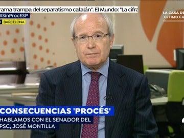 """Montilla, sobre el cupo vasco: """"No ha primado el sentido de Estado porque Rajoy quiere tener a los socios tranquilos"""""""