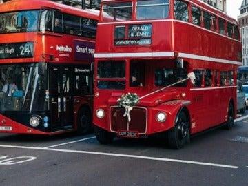 autobus británico